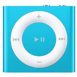 APPLE iPod Shuffle 2GB [MD775ID/A] - Blue - MP3 Players